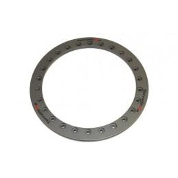 Terrafirma Alloy Bead Lock Kit (1 Wheel - Anthricite) - All Models www.p38spares.com kit, all, wheel, terrafirma, models, -, (1,