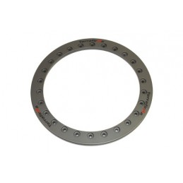 Terrafirma Alloy Bead Lock Kit (1 Wheel - Anthricite) - All Models - supplied by p38spares kit, all, wheel, terrafirma, models