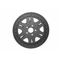 Terrafirma Alloy Bead Lock Wheel (Matt Black) - All Models - supplied by p38spares all, wheel, terrafirma, models, -, Alloy, B