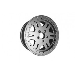 Terrafirma Alloy Bead Lock Wheel (Anthricite Grey) - All Models - supplied by p38spares all, wheel, terrafirma, models, -, All