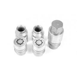 Terrafirma Alloy Bead Lock Wheel Locking Wheel Nuts - All Models - supplied by p38spares all, wheel, locking, nuts, terrafirma
