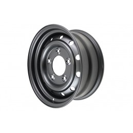 Wolf Military Spec Steel Wheel - All Models - supplied by p38spares all, wheel, steel, models, -, Wolf, Military, Spec
