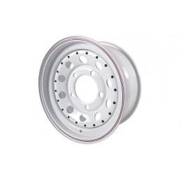 Modular Steel Wheel (White) - All Models www.p38spares.com all, wheel, steel, models, -, Modular, (White) GRW004