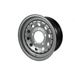 Modular Steel Wheel (Silver) - All Models www.p38spares.com all, wheel, steel, models, -, (Silver), Modular GRW005