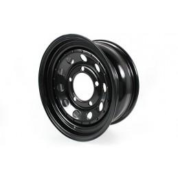 Modular Steel Wheel (Black) - All Models www.p38spares.com all, wheel, steel, models, -, Modular, (Black) GRW006