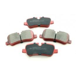 Rear Terrafirma Brake Pads Disco 4, LR4, RR L322 MKIII, RR Sport Models www.p38spares.com  LR055454 TF