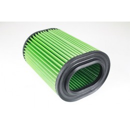 Green Cotton Performance Air Filter Range Rover L322 4.4V8 2002-2006 - www.p38spares.com air, rover, range, filter, L322, -, 200