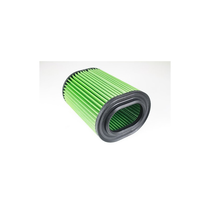 Green Cotton Performance Air Filter Range Rover L322 4.4V8 2002-2006 - - supplied by p38spares air, rover, range, filter, L322