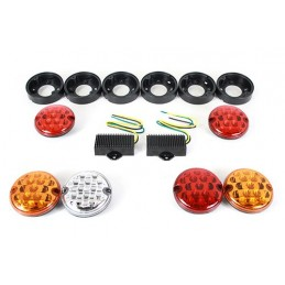 Nas Led Lights Upgrade Kit - - supplied by p38spares kit, -, Led, Nas, Lights, Upgrade