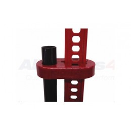Hi-Lift Jack Handle Keeper - Red - - supplied by p38spares -, Handle, Hi-Lift, Red, Jack, Keeper