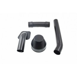 Mantec Snorkel Kit Made From Zinc Phosphated Steel Tube. - - supplied by p38spares kit, steel, -, From, Snorkel, Mantec, Made,