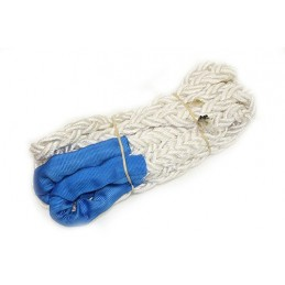 Kinetic Recovery Rope 24Mm Dia Nylon Octoplait X 8M Long - - supplied by p38spares x, recovery, -, Rope, Long, Kinetic, 24Mm,