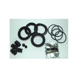 Front Brake Caliper Repair Kit - Range Rover Mk2 P38A 4.0 4.6 V8 & 2.5 Td Models 1994-2002 - supplied by p38spares front, kit,