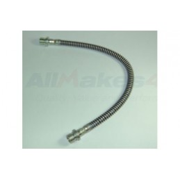 Rear Center Axle Brake Flexible Hose - Range Rover Mk2 P38A 4.0 4.6 V8 & 2.5 Td Models 1994-1996 - supplied by p38spares rear,