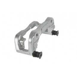 Front Brake Caliper Carrier Bracket - Range Rover Mk2 P38A 4.0 4.6 V8 & 2.5 Td Models 1994-2002 - supplied by p38spares front,
