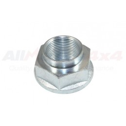 Wheel Hub Nut - Range Rover Mk2 P38A 4.0 4.6 V8 & 2.5 Td Models 1994-2002 - supplied by p38spares v8, td, rover, range, 2.5, 4