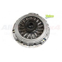 Clutch Cover Assembly - Valeo - Range Rover Mk2 P38A 2.5 Bmw Td Manual Models 1994-2002 - supplied by p38spares bmw, assembly,