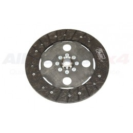 Clutch Pressure Friction Plate - Genuine - Range Rover Mk2 P38A 2.5 Bmw Td Manual Models 1994-2002 www.p38spares.com bmw, td, ro