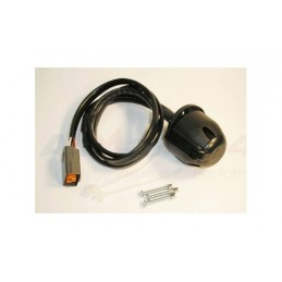 Plug In Trailer Lighting Socket - Land Rover Discovery 2 4.0 L V8 & Td5 Models 1995-2004 - supplied by p38spares v8, 2, rover,