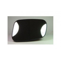 Aftermarket Rear View Left Hand Outer Mirror Glass - Land Rover Discovery 2 4.0 L V8 & Td5 Models 1998-2004 - supplied by p38s