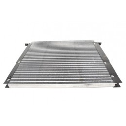 Air Conditioning Condensor Radiator - Range Rover Mk2 P38A 4.0 4.6 V8 & 2.5 Td Models 1994-2002 - supplied by p38spares air, v