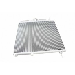Air Conditioning Condensor Radiator Oem - Range Rover Mk2 P38A 4.0 4.6 V8 & 2.5 Td Models 1994-2002 - supplied by p38spares ai