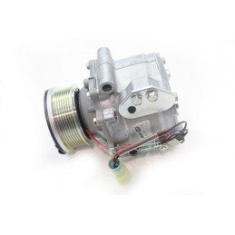 V8 Petrol Air Conditioning Compressor Pump - Genuine - Range Rover Mk2 P38A 4.0 4.6 Models 1994-1999 - supplied by p38spares a