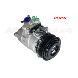 Denso V8 Petrol Air Conditioning Compressor Pump - Range Rover Mk2 P38A 4.0 4.6 Models 1999-2002 - supplied by p38spares air,