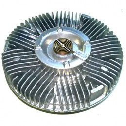 Oem Petrol Engine Fan Viscous Assembly Only - Range Rover Mk2 P38A   4.0 4.6 V8 Models 1994-2002