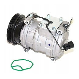 Bmw 2.5 Td Diesel Air Conditioning Compressor Pump - Range Rover Mk2 P38A Models 1994-2002 - supplied by p38spares air, compre