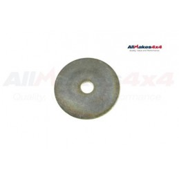 Aftermarket Body Mounting Plain Washer - Land Rover Discovery 2 4.0 L V8 & Td5 Models 1998-2004 - supplied by p38spares v8, 2,