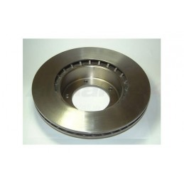 Delphi Front Vented Brake Disc - Land Rover Discovery 2 4.0 L V8 & Td5 Models 1998-2004 - supplied by p38spares front, v8, 2,