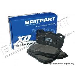 Rear Britpart Brake Disc Set - Land Rover Discovery 2 4.0 L V8 & Td5 Models 1998-2004 www.p38spares.com rear, v8, 2, rover, land