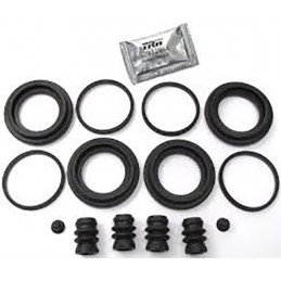 Aftermarket Front Brake Caliper Piston Seal Kit - Land Rover Discovery 2 4.0 L V8 & Td5 Models 2003-2004 www.p38spares.com front