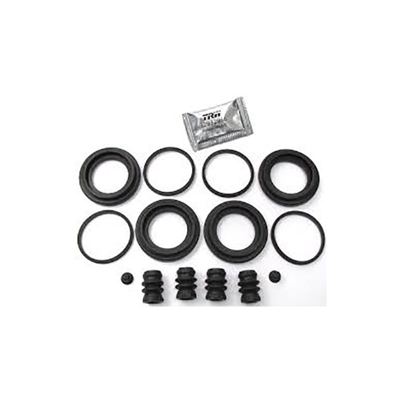 aftermarket front brake caliper piston seal kit