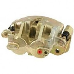 Allmakes Front Left Caliper Housing - Land Rover Discovery 2 4.0 L V8 & Td5 Models 1998-2004 - supplied by p38spares left, fro