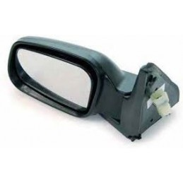 Original Left Hand Side Door Mirror Assembly - Land Rover Discovery 2 4.0 L V8 & Td5 Models 1998-2004 - supplied by p38spares