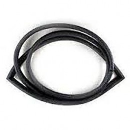 Aftermarket Left Hand Rear Side Door Seal - Land Rover Discovery 2 4.0 L V8 & Td5 Models 1998-2004 - supplied by p38spares rea