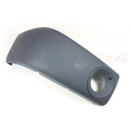 Genuine Right Hand Front Bumper End Cap - Land Rover Discovery 2 4.0 L V8 & Td5 From Vin/Chassis No: 3A000000 Models 2003.2004 w