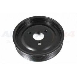 Power Steering Pump Pulley - Genuine - Range Rover Mk2 P38A 4.0 4.6 V8 Petrol Models 1994-2002 - supplied by p38spares pump, p