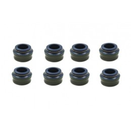 Cylinder Head Valve Stem Oil Seal - Set Of X8 - Range Rover Mk2 P38A 4.0 4.6 V8 Petrol Models 1994-2002 - supplied by p38spare