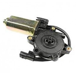 Genuine Left Hand Window Regulator Motor - Land Rover Discovery 2 4.0 L V8 & Td5 Models 1998-2004