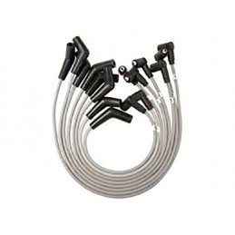 Grey 7mm HT Igniton Leads Discovery 2 4.0 V8 Petrol 1998-2004