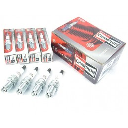 V8 Engine Champion Platinum Spark Plugs X8 From Vin Xa410482 - Range Rover Mk2 P38A 4.0 4.6 V8 Petrol Models 1999-2002 - suppl