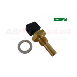 Water Temperature Sensor Oe - Sender To Engine Ecu - To Vin Wa410481 - Range Rover Mk2 P38A 4.0 4.6 V8 Petrol Models 1994-1999