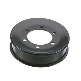 Petrol Engine Water Pump Pulley - Oem - Range Rover Mk2 P38A 4.0 & 4.6 V8 Models 1994-2002 - supplied by p38spares pump, oem,