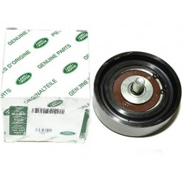 Serpintine Drive Belt Ancillary Drive Pulley 80 Mm - Thor Engine - Range Rover Mk2 P38A 4.0 4.6 V8 Petrol Models 1999-2002 - s