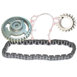 Thor Engine Crankshaft - Camshaft Timing Chain Sprocket Kit - Range Rover Mk2 P38A 4.0 4.6 V8 Petrol Models 1999-2002 www.p38spa