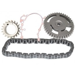 Gems Engine Crankshaft - Camshaft Timing Chain Sprocket Kit - Range Rover Mk2 P38A 4.0 4.6 V8 Petrol Models 1994-1999 www.p38spa