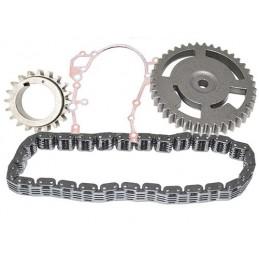 Gems Engine Crankshaft - Camshaft Timing Chain Sprocket Kit - Range Rover Mk2 P38A   4.0 4.6 V8 Petrol Models 1994-1999